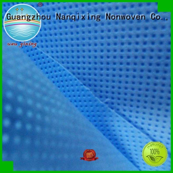 Nanqixing Brand various Non Woven Material Wholesale sale pp
