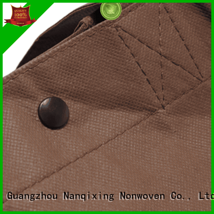 Nanqixing Brand adhesive bags with laminated non woven fabric manufacturer