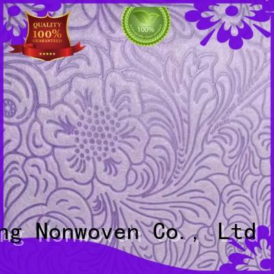 perforated Laminated Non Woven Fabric Manufacturer directly sale for furniture