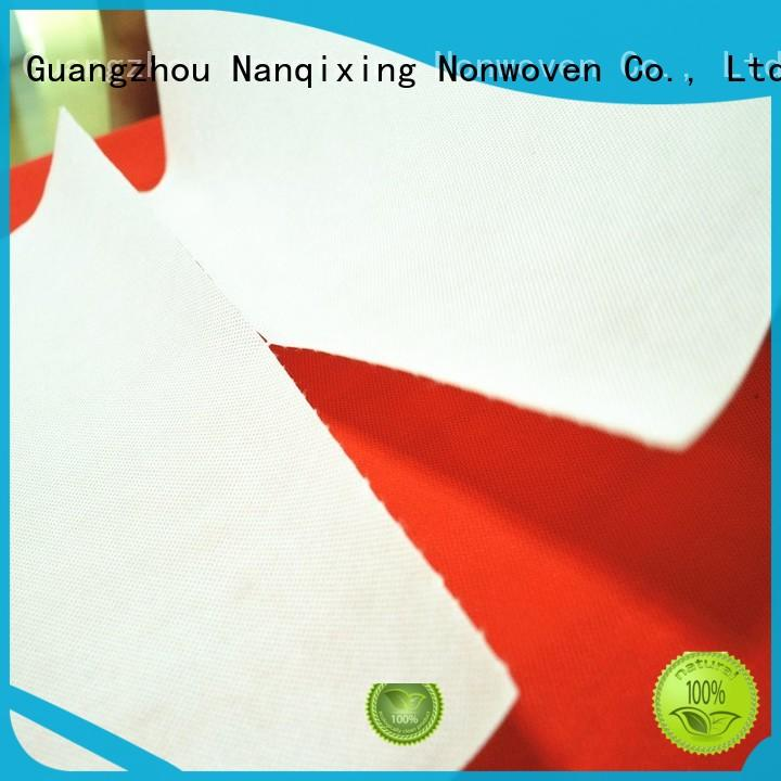 Nanqixing various pattern Non Woven Polypropylene Manufacturer directly sale for bedding