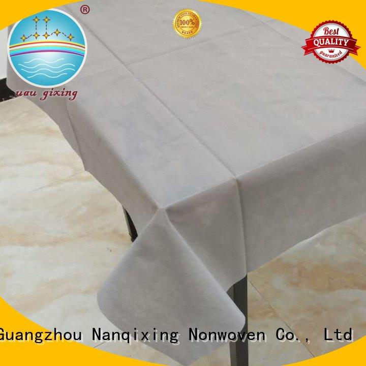 patterns wedding Nanqixing non woven fabric for sale