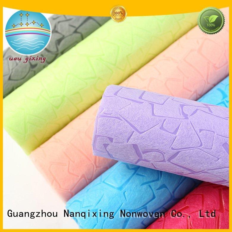 Non Woven Material Wholesale tensile designs Non Woven Material Suppliers Nanqixing Brand