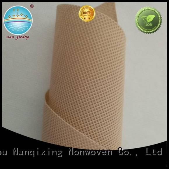 Wholesale biodegradable tensile Non Woven Material Suppliers Nanqixing Brand
