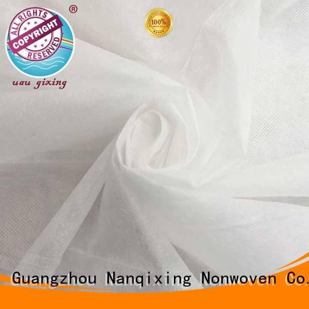 Non Woven Material Wholesale calendered fabric OEM Non Woven Material Suppliers Nanqixing
