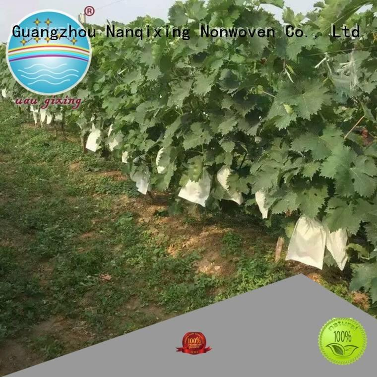 friuts vegetables making fabric Nanqixing best price weed control fabric