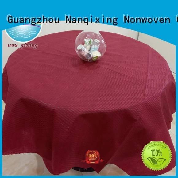 non woven fabric for sale tnt customized Nanqixing Brand