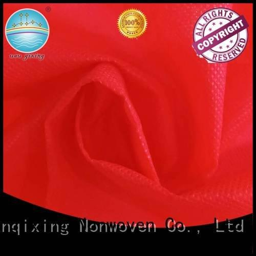 Non Woven Material Wholesale calendered Nanqixing Brand Non Woven Material Suppliers