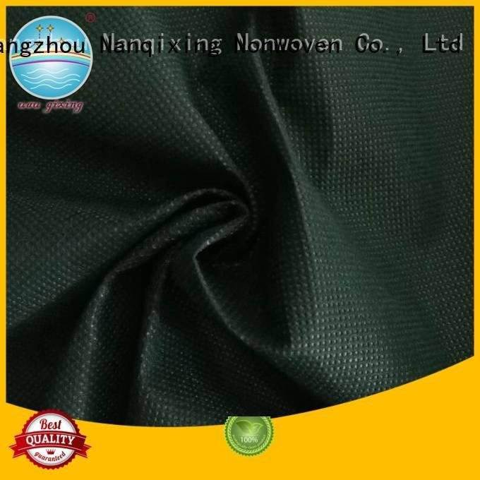 cloth different Nanqixing non woven fabric for sale