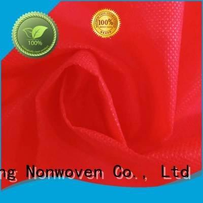 Nanqixing Non Woven Material Wholesale pp nonwoven woven good