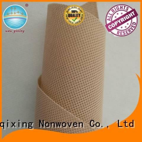 Nanqixing Non Woven Material Wholesale calendered polypropylene factory