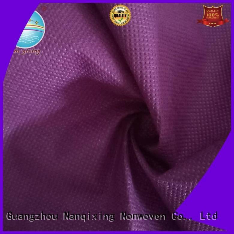 pp polypropylene Non Woven Material Suppliers woven Nanqixing