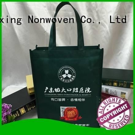 Nanqixing fabric fabrics used laminated non woven fabric manufacturer ecofriendly