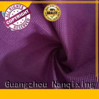 Nanqixing Brand usage medical Non Woven Material Suppliers factory non