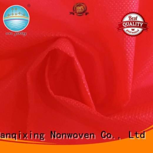 various nonwoven Nanqixing Non Woven Material Suppliers
