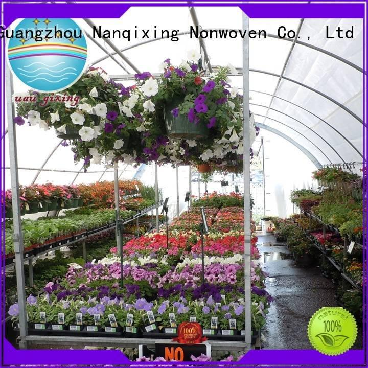 best price weed control fabric cover best weed control fabric treated Nanqixing