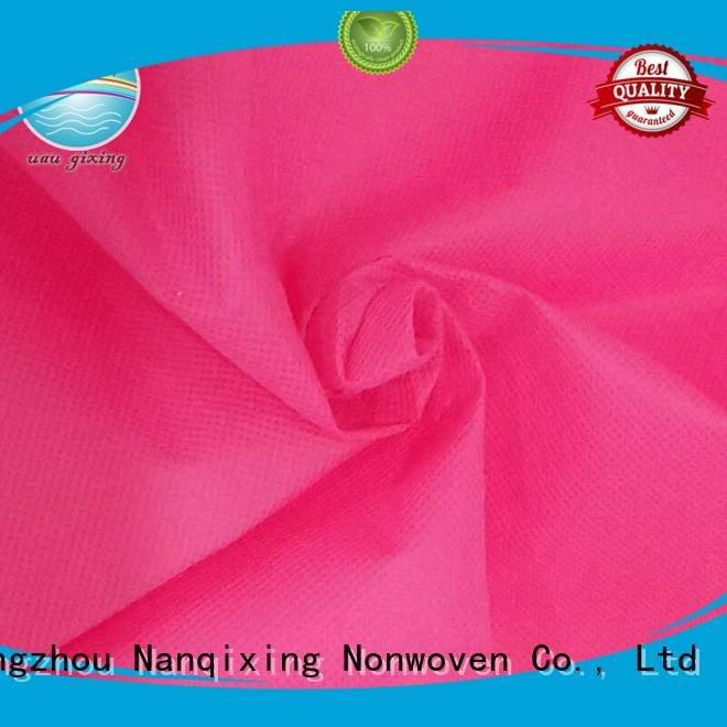 direct polypropylene virgin Nanqixing Non Woven Material Wholesale