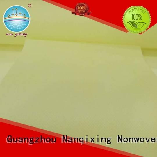 Hot Non Woven Material Wholesale usages Non Woven Material Suppliers customized Nanqixing