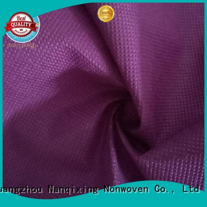 Nanqixing Brand usage tensile 100 Non Woven Material Suppliers