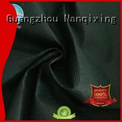 non woven fabric for sale table Nanqixing Brand non woven tablecloth
