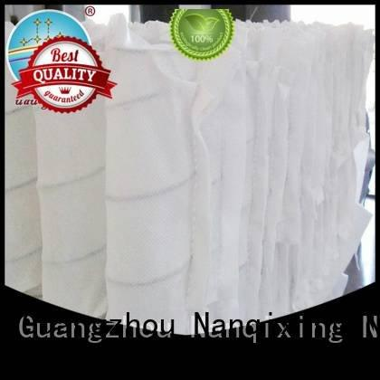 Nanqixing bedding box upholstery non woven fabric products supplier