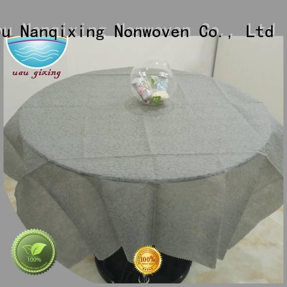 non woven fabric for sale pp different perforated fabric Nanqixing