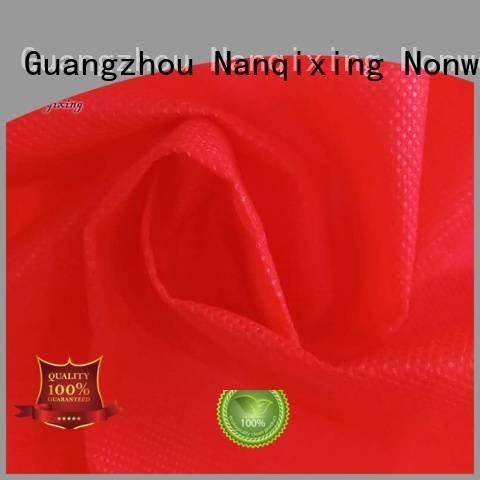Nanqixing Brand quality usages Non Woven Material Wholesale textile hygiene