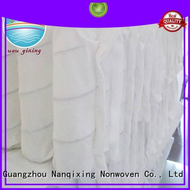 Nanqixing spunbonded pp spunbond nonwoven fabric spunbond bedding