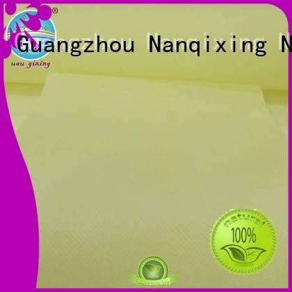 applications direct woven Non Woven Material Suppliers Nanqixing