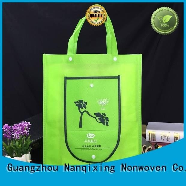 OEM laminated non woven fabric manufacturer with bags width non woven fabric bags