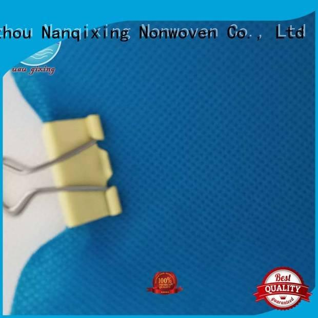 Non Woven Material Wholesale pp Non Woven Material Suppliers Nanqixing Brand